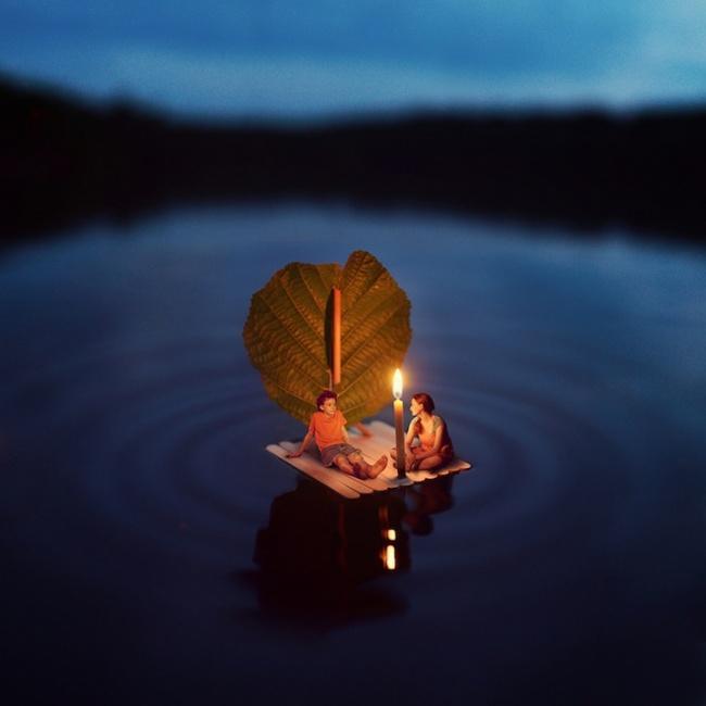"""Summer tales Autors: psychoXdisco """"Little folk"""" maģija"""