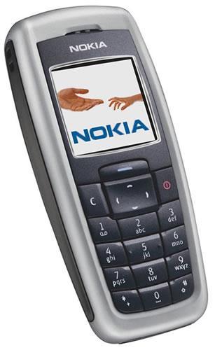 Nokia 2600 izlaists 2004 gadā... Autors: Fosilija Top 20 pārdotākie telefoni pasaulē.