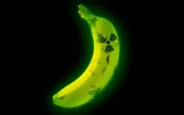 Banāni ir mazliet radioaktīvi Autors: Deez Nuts Fakti par jebko.