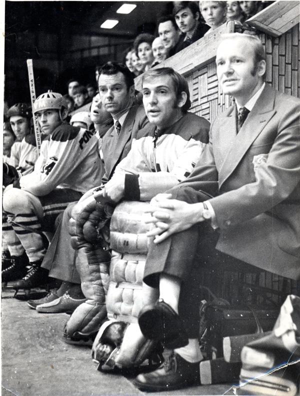 Edgars Rozenbergs dzimis 1929... Autors: Hokeja Blogs Zemes klēpī guldīts – izcilais hokeja treneris Edgars Rozenbergs