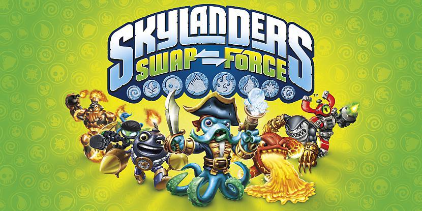 10 vieta  Skylanders SWAP... Autors: Cepumugludeklis Top 10 video spēles 2013. gadā.