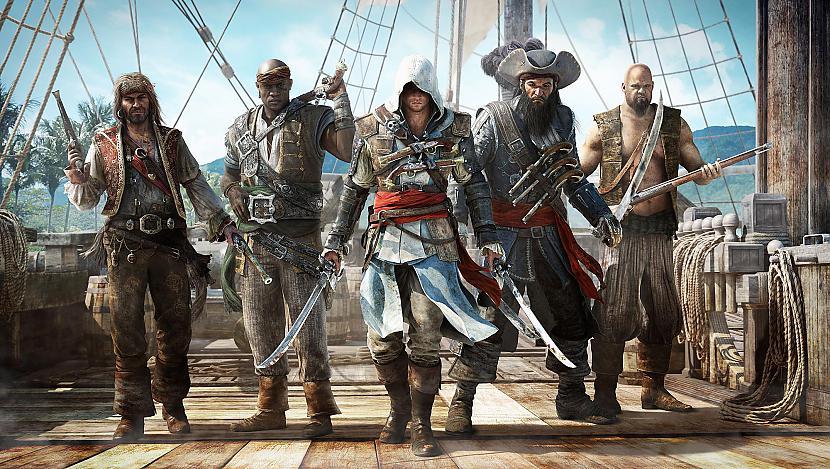 2 Vieta  Assassins Creed 4... Autors: Cepumugludeklis Top 10 video spēles 2013. gadā.