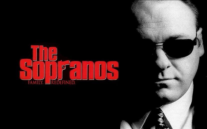 The Sopranos Nosaukumā tika... Autors: zirnekļcūks Interesanti fakti par seriāliem