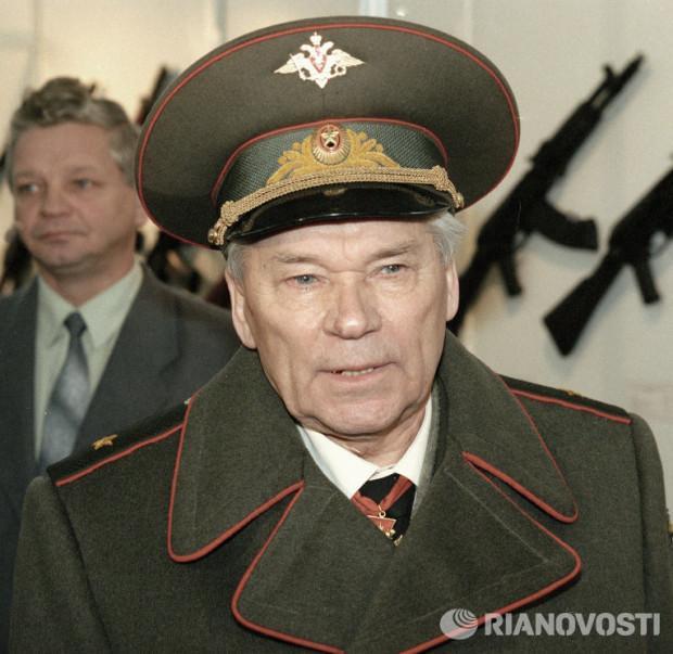 Autors: kapeika Nomiris Mihails Kalašņikovs – AK-47 izgudrotājs
