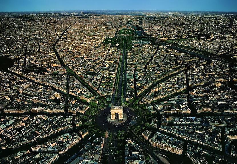 Parīze Autors: Šamaniss Kā izskatītos pasaule ja tu būtu putns.