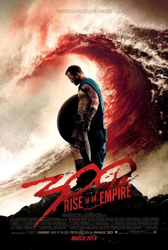 300 Rise Of An Empire ... Autors: ČOPERS 2014. gada gaidītākās filmas