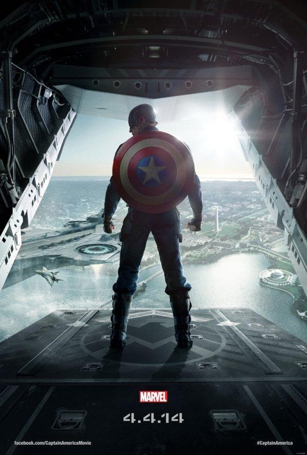 Captain America The Winter... Autors: ČOPERS 2014. gada gaidītākās filmas