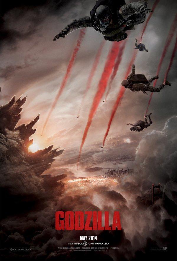 Godzilla  nbspKinoteātros no... Autors: ČOPERS 2014. gada gaidītākās filmas