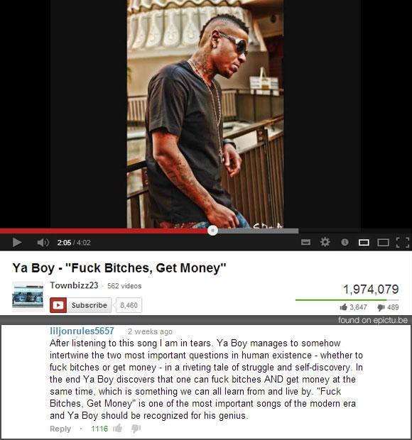 Autors: Diareja Smieklīgi youtube komentāri ..#6