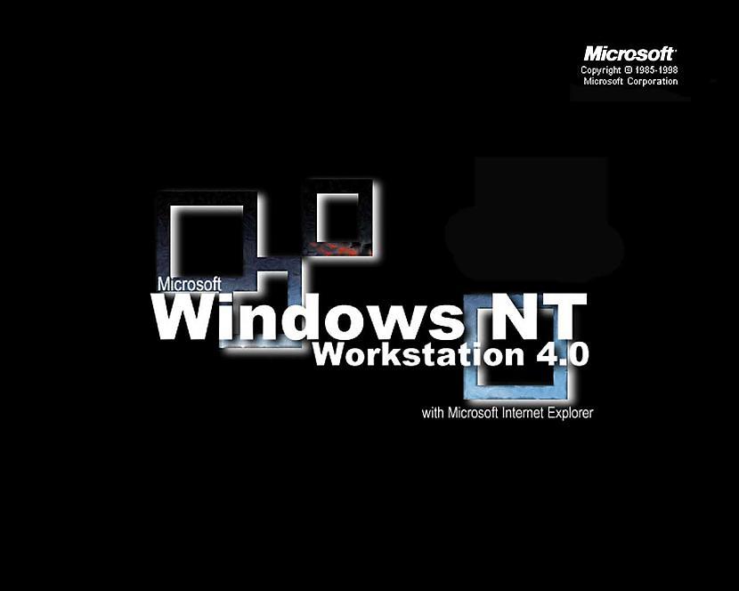 Tā kā pati versija... Autors: Deauth Windows vēsture: Serveru frontē bez izmaiņām: Windows NT 4
