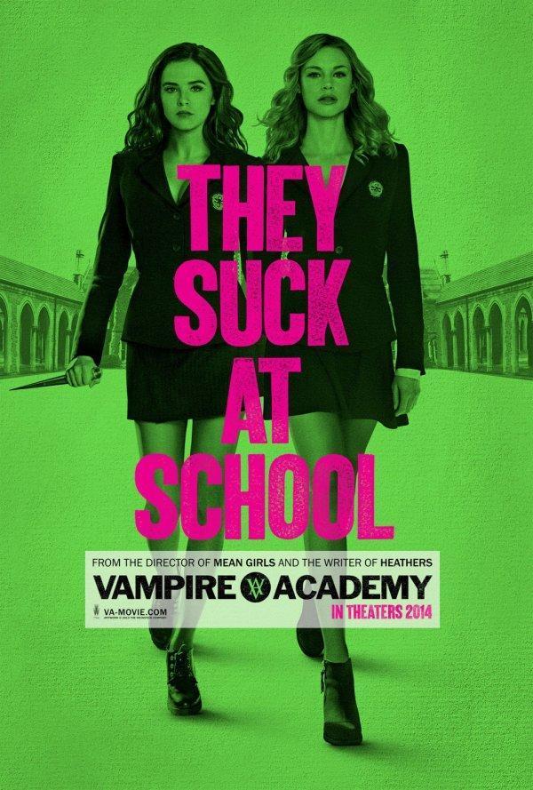Vampires Academy Kinoteātros... Autors: ČOPERS 2014.gada gaidītākās filmas #3