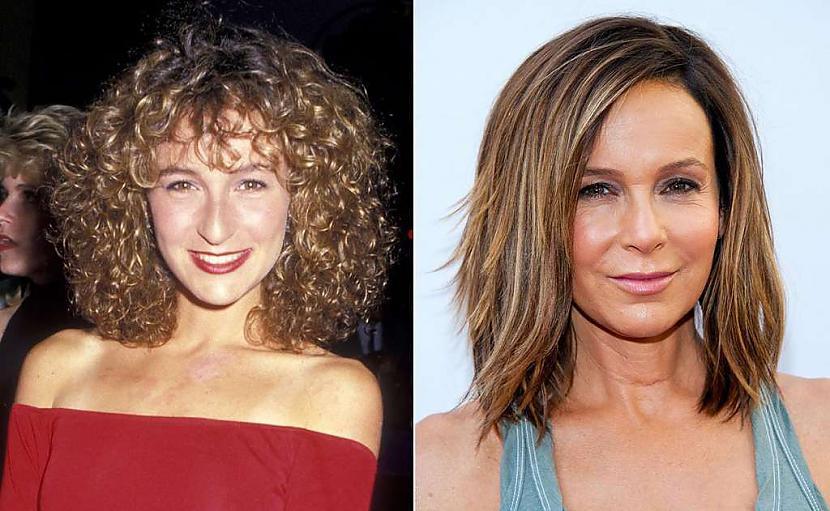 Aktrise Dženifera Greja ir... Autors: Karalis Jānis Slavenības pirms un pēc deguna piekoriģēšanas.