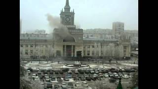 Autors: SmexTV Brīdis Volgograd dzelzceļa stacijas nāvējoši sprādziens
