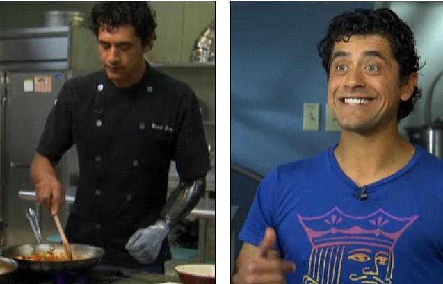 Eduardo atceras ka pēc... Autors: MJ Pavārs ar bionisko roku!!