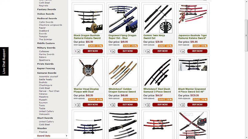 Interesē zobeni dunči un... Autors: Fosilija Superīgas preces internetā-2