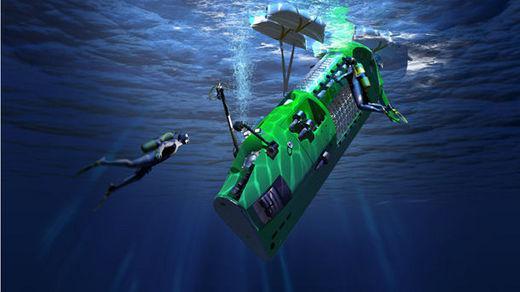Austrālijā uzbūvētais... Autors: kabaciss Zemūdens ''bezdibenis''.