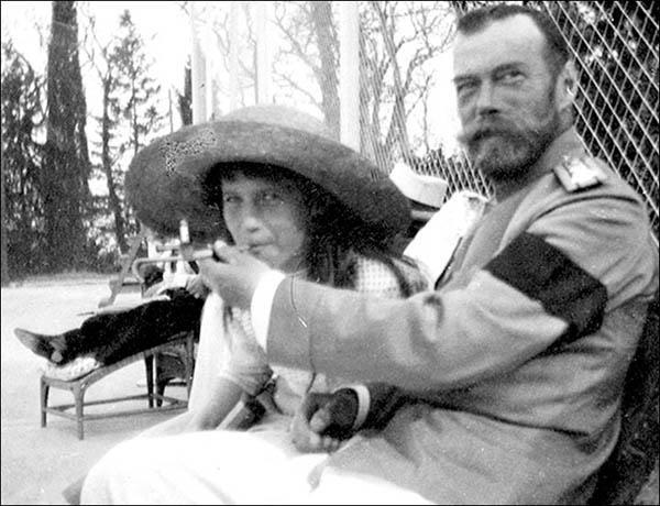 Cars Nikolajs II ļauj savai... Autors: GanjaGod Retas, vēsturiskas bildes