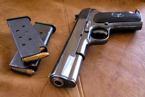 TT pistoleTT pistoli Tula... Autors: Niknā mirāža Slavenākie ražojumi no Tulas ieroču rūpnīcas