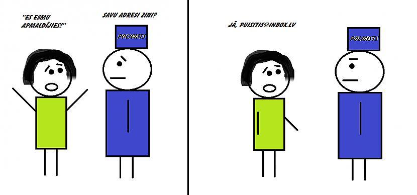 Autors: Fosilija Mani komiksi