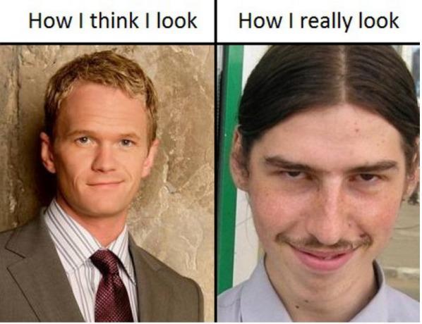 Autors: hagisons112 Kā tu izskaties īstenībā...