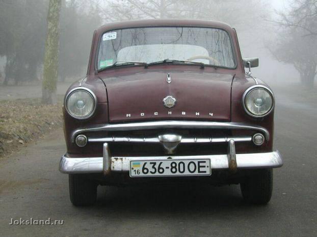 Autors: Hello PSRS laiku vieglās automašīnas.