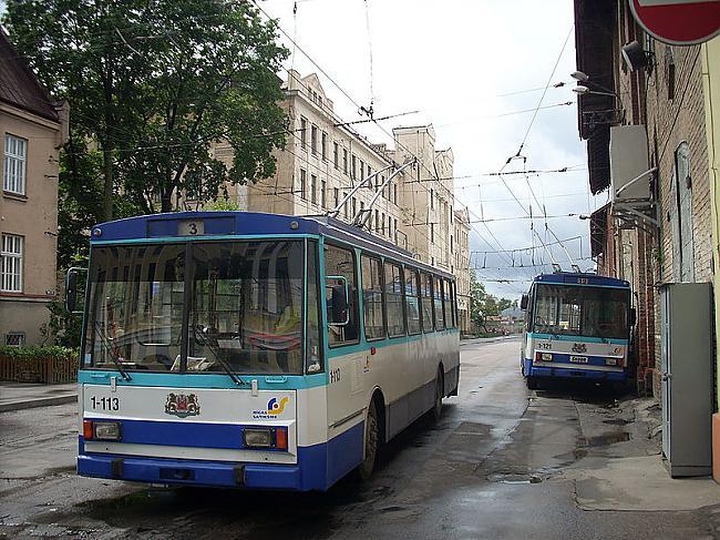 MEHĀNISKAIS... Autors: Fosilija Trolejbuss Škoda 14Tr