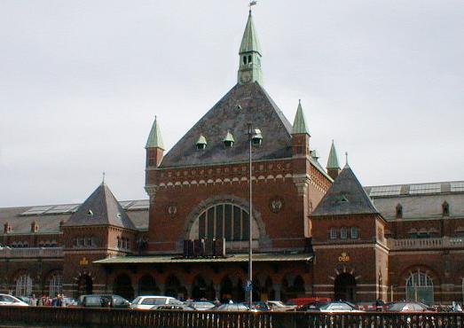 Kopenhāgena Dānija Autors: SinagogenBombardiren Dzelzceļa stacijas Eiropas galvaspilsētās