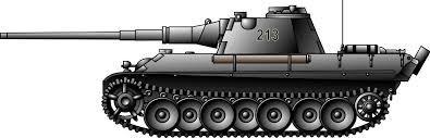 Projektēts 1942gadaRažots... Autors: KŪMIŅŠ Tanku sērija Panzer - ( jeb Panzerkampfwagen... )