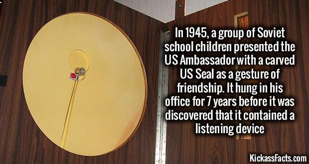 1945 gadā grupa PSRS skolnieku... Autors: Šimpandze88 Daži interesanti fakti.