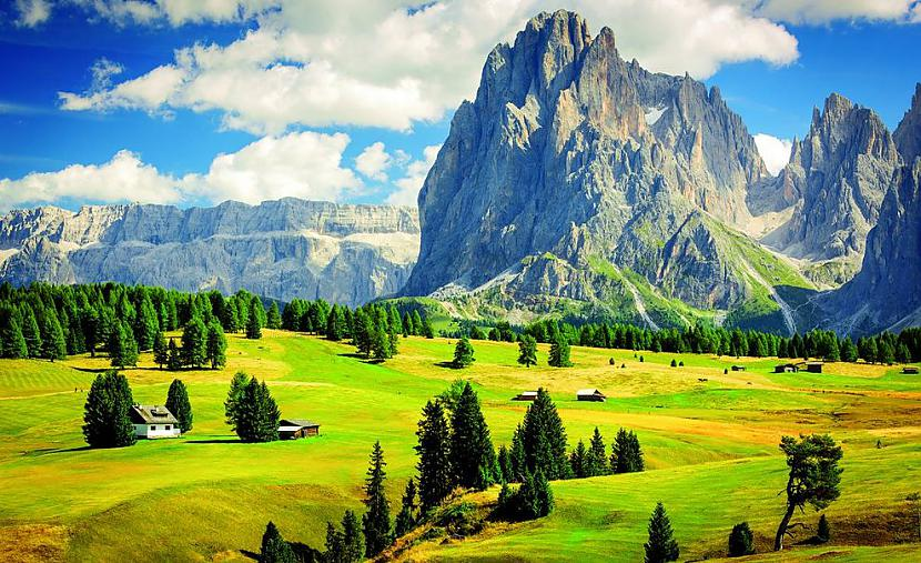 Dabas ainava uz Kalniem... Autors: AdriansLV 10. skaistākās vietas uz planētas