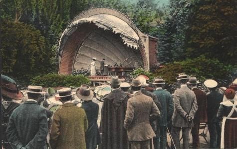 Pirmā pasaules kara laikā... Autors: Nalto Ķemeru Sanatorija .