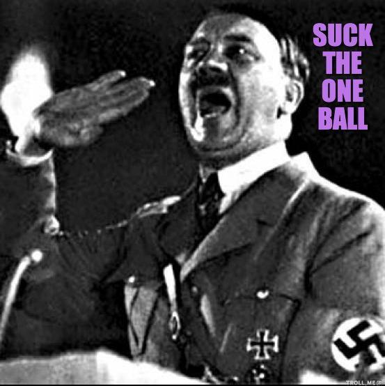 Tā rezultātā Hitleram tika... Autors: MONTANNA Hitleram nebija sēklinieki!
