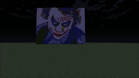 Autors: marchelli321 Minecraft timelapse Joker
