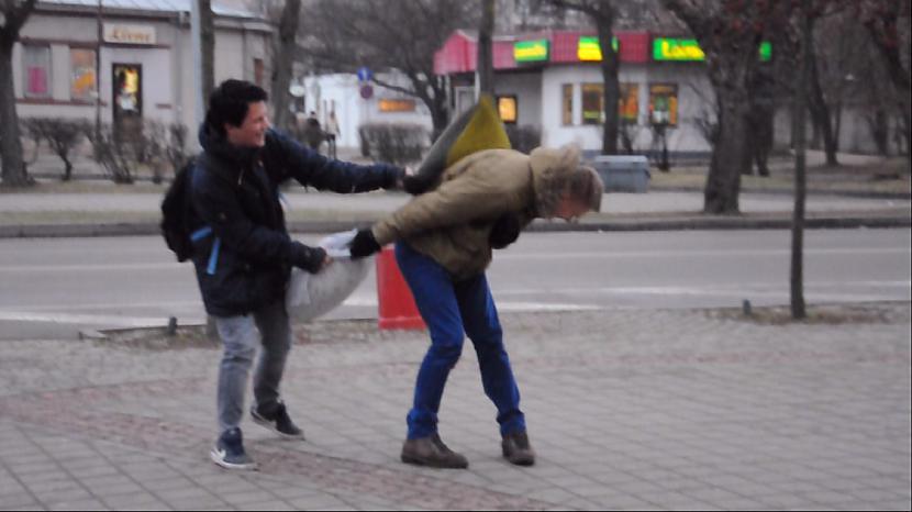 Autors: SideStep Spilvenu Cīņas Jelgavā! VIDEO
