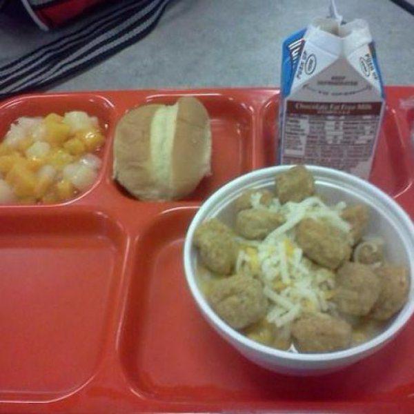 1 Skolas2 Cietuma3 Cietuma4... Autors: Azizi Vai vari uzminēt kura ir skolas pārtika un kura cietuma?