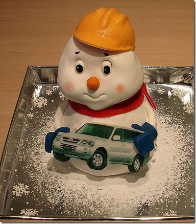 Autors: ieva5 Kreatīvas tortes no Krievzemes
