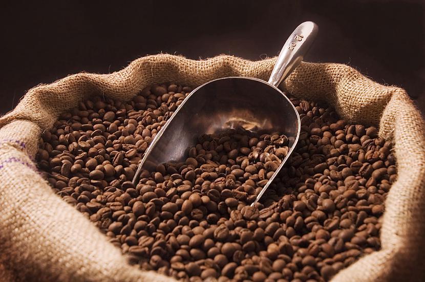 Kafijas pupiņa ir oga  nbsp... Autors: powerxoo Faktiņi