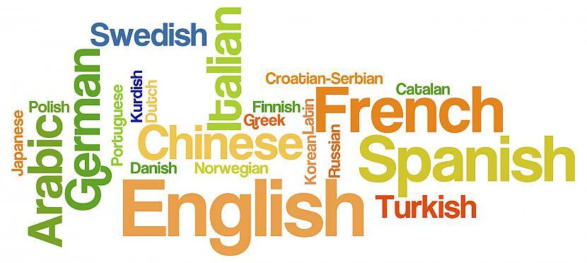 Tas scaronodien no manis arī... Autors: spekiis Fakti par dažādām pasaules valodām