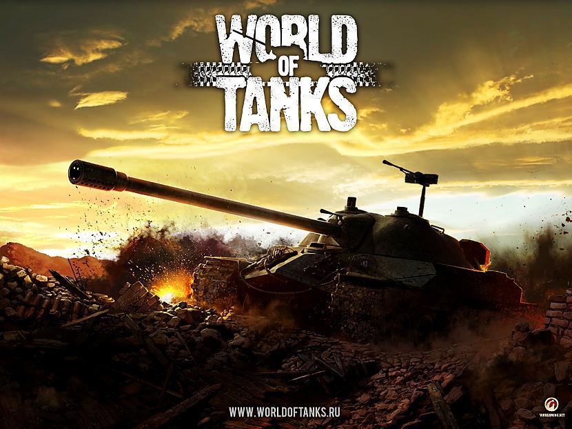 spele ir tanku... Autors: andzaskele world of tanks.
