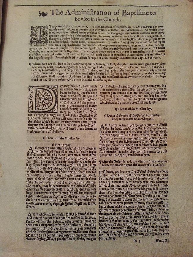 Autors: Sātans Tā izskatās gandrīz 400 gadus veca bībele.