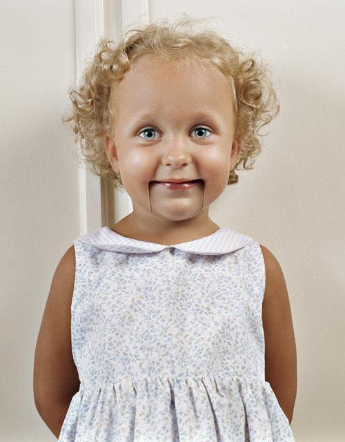 Kad manai meitai bija 3 gadi... Autors: Vampire Lord Baidies no bērniem? 3