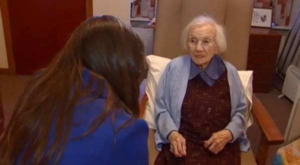 Džesija Gallana kura nekad nav... Autors: Fosilija 109 gadus vecās sievietes noslēpums, kā var nodzīvot ilgu mūžu - ēst biezputru.
