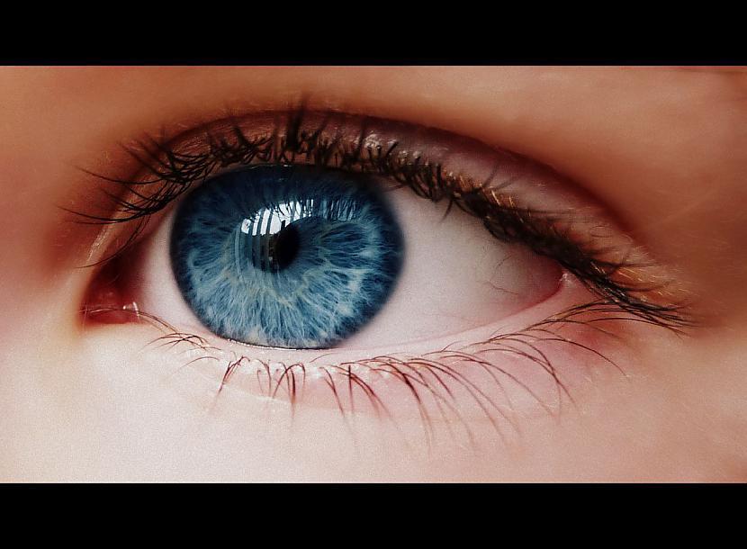 Zilānbspacu krāsa tiek... Autors: Tourist Unikālās acis