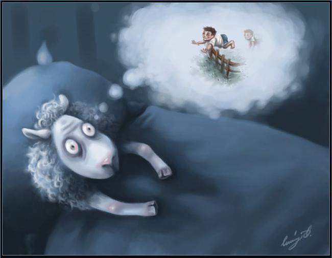 Cits ar saslimscaronanu... Autors: Prāta Darbnīca Cik ilgi cilvēks spēj izturēt bez miega?