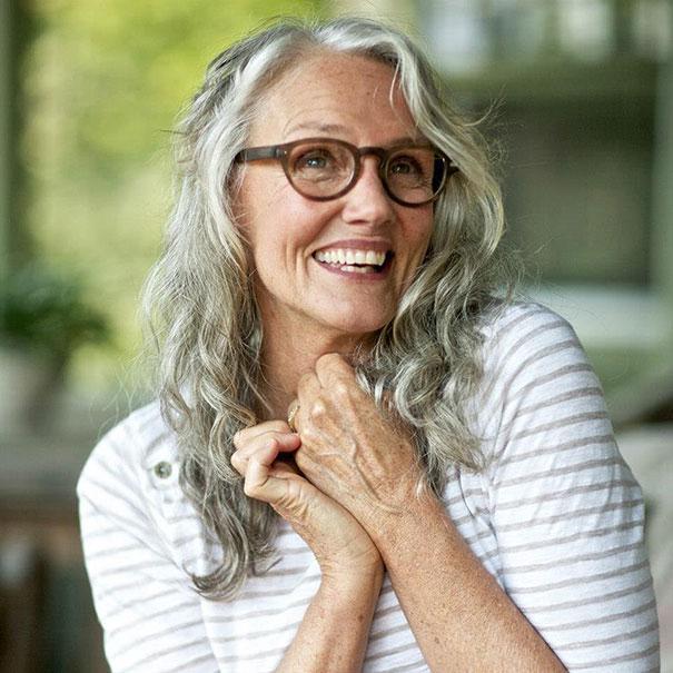 63 gadus vecā Sindija Džozefa... Autors: Fosilija Seniori Tev iekabinās! 1. daļa