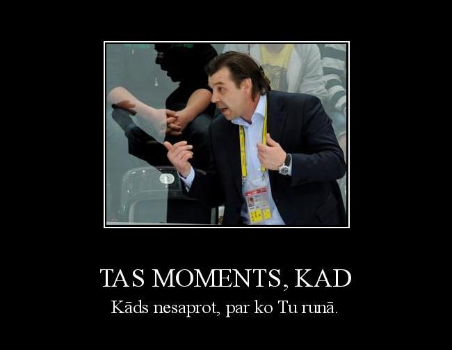 Autors: 12 Tas moments, kad