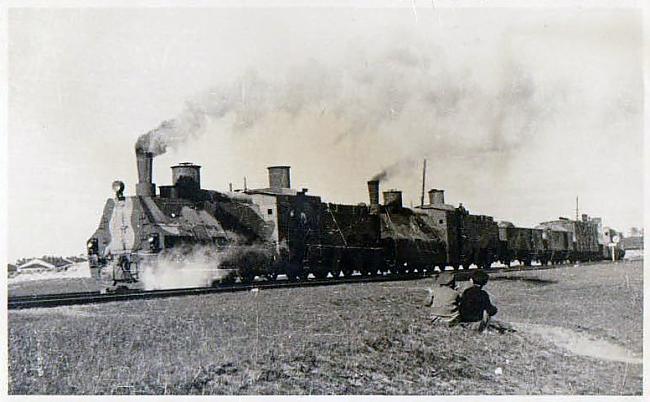 3 Bruņotais vilciens uz 1919... Autors: Meisele Latvijas armijas bruņoto vilcienu pulks