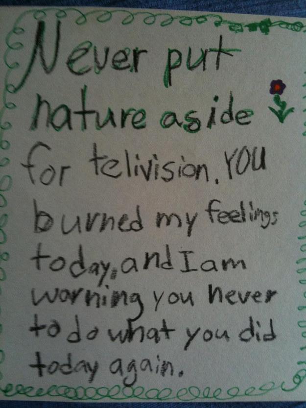 Es pieskatīju piecgadīgu zēnu... Autors: Vampire Lord Baidies no bērniem? 4