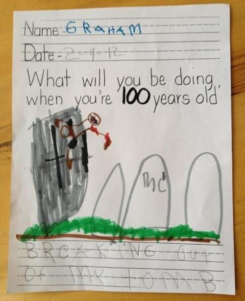 Kad mans brālis bija... Autors: Vampire Lord Baidies no bērniem? 4