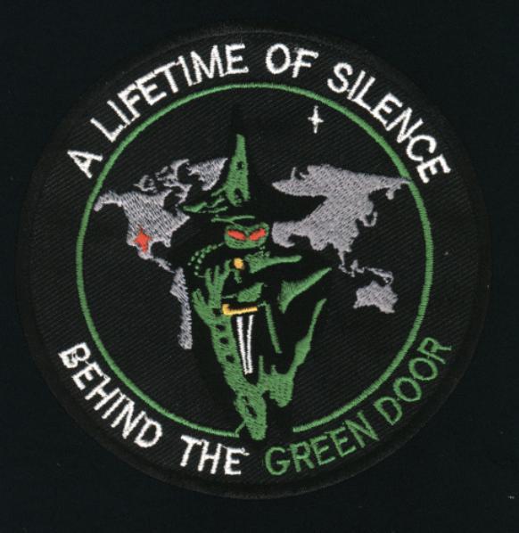 Mūžu klusējot aiz zaļām... Autors: Lestets ASV slepeno militāro projektu uzšuves